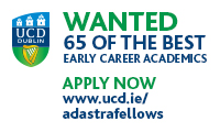 WANTED - 65 of the best early career academics